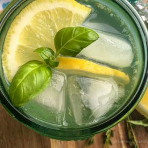 Mięta bazyliowa lemon